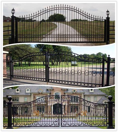 house with gate design house auto gate design house design ideas