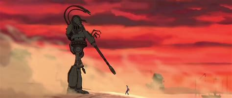 the iron giant the iron giant review brad bird s classic lives on collider