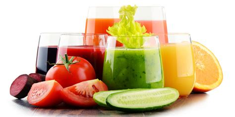 Guide To Fruit And Veggie Detox by What Is A Juice Diet Food