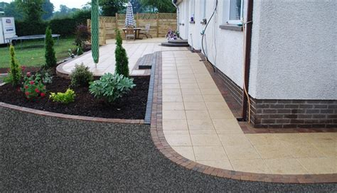 patio design northern ireland mcclelland landscapes