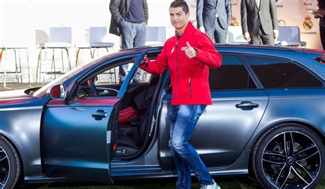 Cr7 Auto by Cristiano Ronaldo With His Cars Photo Collection