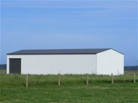 buying a farm shed guide to enclosed farm sheds with