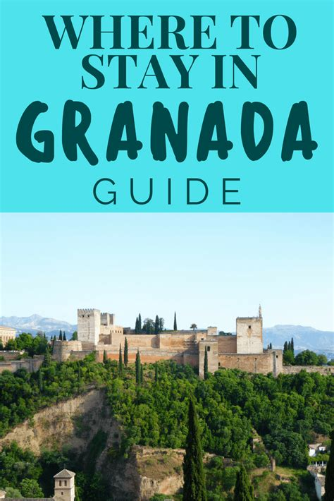best hotels in granada spain where to stay in granada spain granada s best areas to stay
