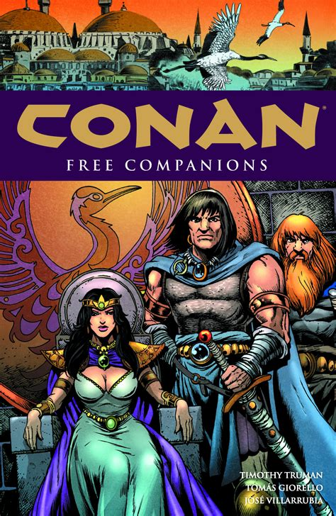 Conan The Rogue Marvel Graphic Novel Ebooke Book previewsworld conan tp vol 09 free companions jul100037