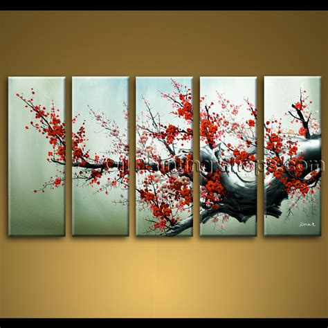 big wall art extra large wall art hand painted abstract floral oil