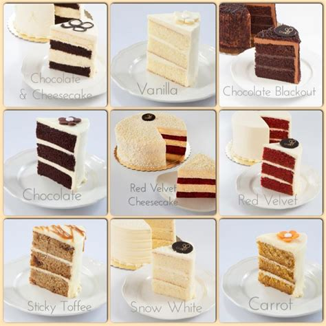 Wedding Cake Options by Cake Flavor Options For Your Next Celebration Cake