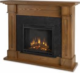 real kipling electric fireplace brown 6030e bo