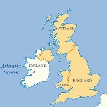 map uk ireland outline map of ireland scotland wales
