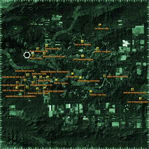 new vegas map lonesome road map mr t regular