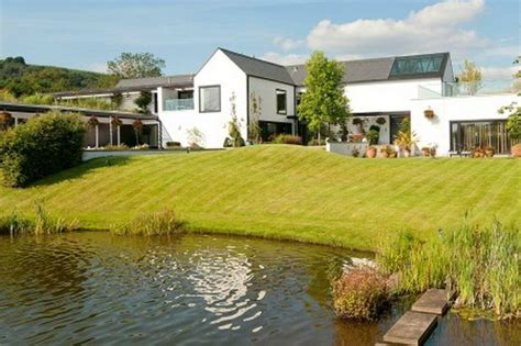 buy a house in cardiff with a golf course and lake the incredible house on sale for 163 5m wales online