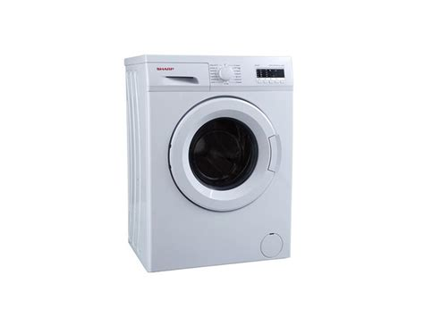 Mesin Cuci Electronic City electronic city sharp front loading white es fl872