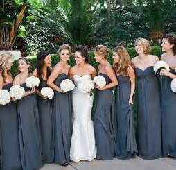 fall color bridesmaid dresses 10 of our favorite fall wedding ideas huffpost
