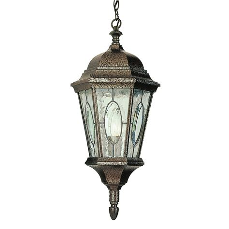 Outdoor Globe Pendant Light 7754717brz 055