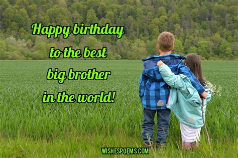 imagenes de happy birthday little brother 125 birthday wishes for brothers happy birthday brother