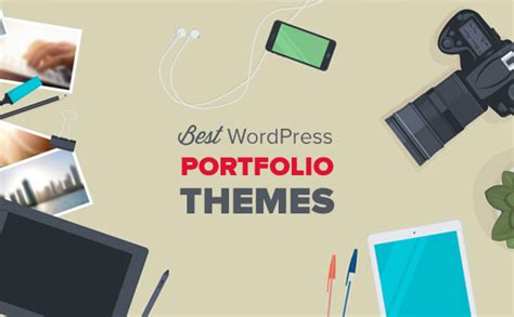 best portfolio 30 best portfolio themes for your website 2017