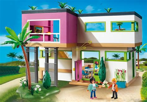 Playmobil Create A Bauhaus Inspired Mansion Playmobil House