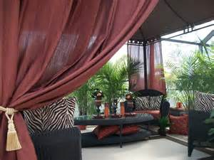 triyae hawaiian backyard decor various design