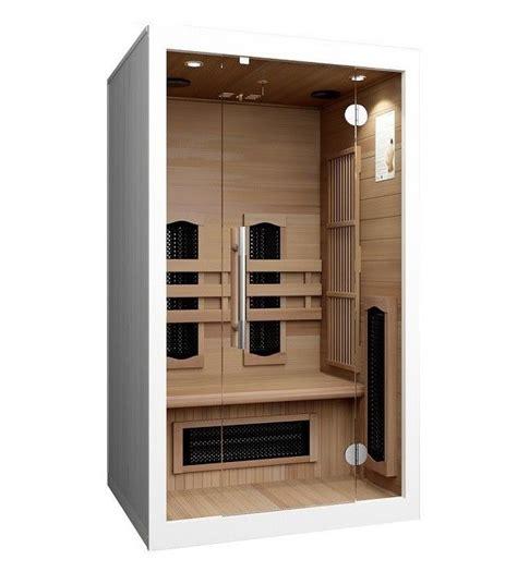 Sauna Infrarotkabine by Infrarotkabine Sauna Infrarot Infraplus 110 Valero