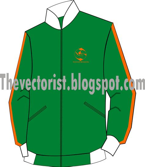 design jacket vector sporty jacket vector design free vector and image design