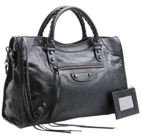 And Balenciaga Bag by Balenciaga City Bag Black Purseblog