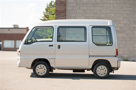 subaru microvan subaru sambar micro van right drive