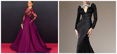 Classic Evening Dress evening dresses 2018 classic and stylish trends for
