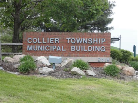 Collier County Property Tax Records Collier Township Lowers Property Tax Millage Rate Chartiers Valley Pa Patch