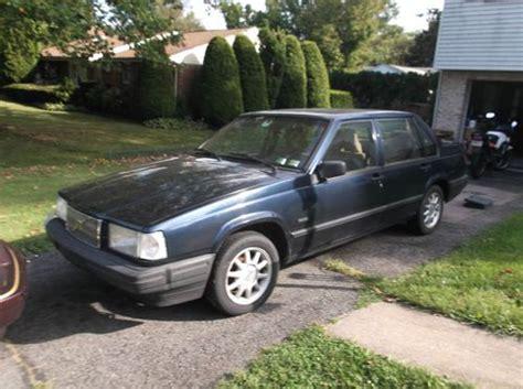 repair anti lock braking 1995 volvo 940 interior lighting buy used 1995 volvo 940 base sedan 4 door 2 3l in carlisle pennsylvania united states