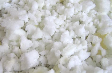 styrofoam filler foam filled bean bags