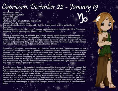 chibi astrology capricorn by art forarts sake on deviantart