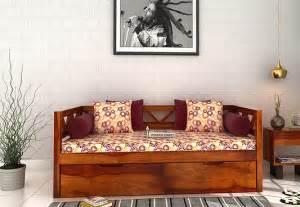 Sofa Buy Online India Divan Bed Buy Divans Online Upto 70 Off Wooden Street