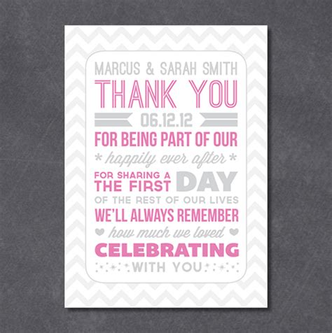 Thank You Letter Wedding Boxed Invitations Bridal Expo Chicago Milwaukee