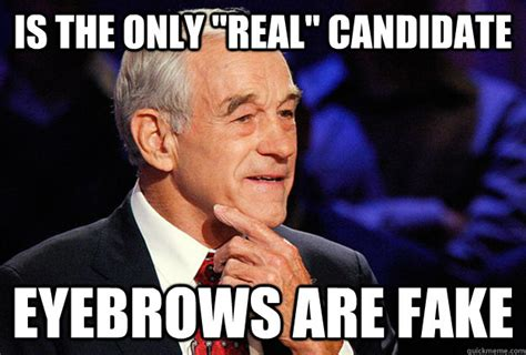 Memes Fake - fake eyebrow memes image memes at relatably com