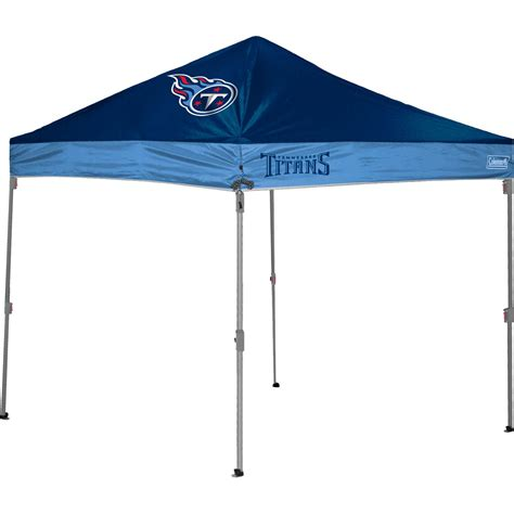 Sports Canopy Jarden Sports Licensing Nfl Tennessee 10 X 10 Ft