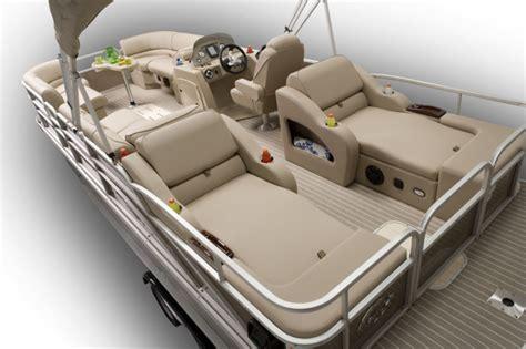pontoon boat interior designs research 2015 suncatcher x324 ss on iboats