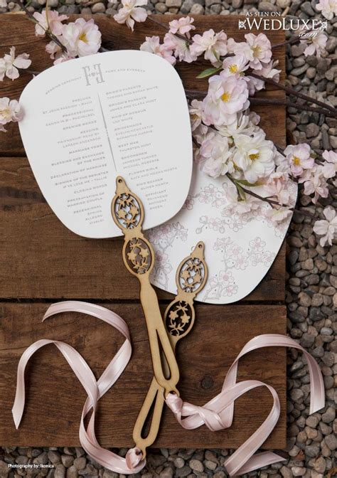 Wedding Fans by Best 25 Fan Wedding Programs Ideas On Diy