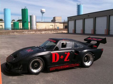 porsche blackbird for sale porsche 935 k3 blackbird turbo with 600hp