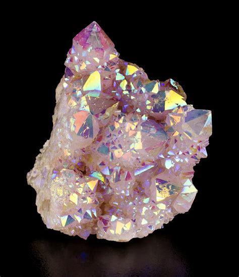 aura crystals how is aura rainbow quartz made