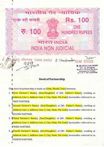 rto partnership agreement template forms appointment letter sle india appointment letter