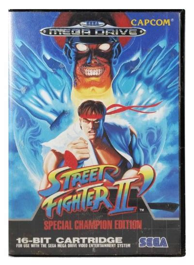 Kaset Sega Mega Drive Ori Fighter Ii Special Chion Edition buy fighter ii special chion edition mega drive australia