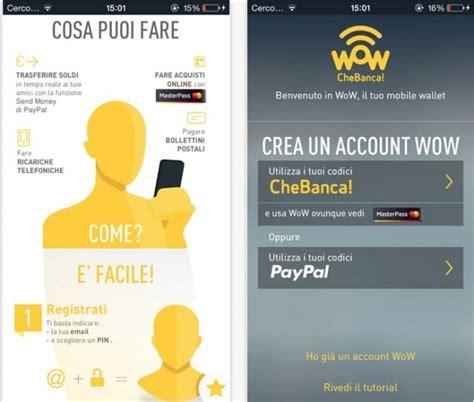 conto deposito nuova wow la nuova app di chebanca aggiorna tutto