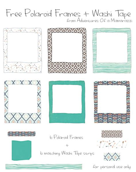 list pattern matching 25 best ideas about printable frames on pinterest free