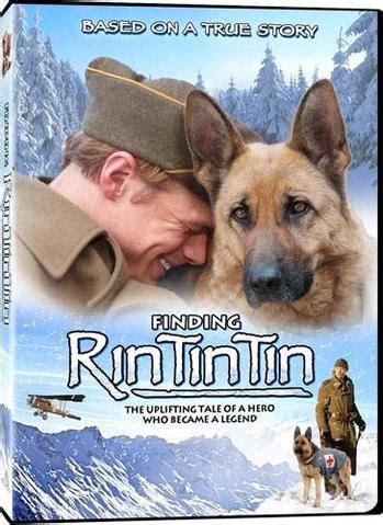 film jadul rintintin finding rin tin tin on dvd movie