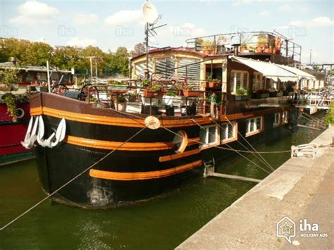 house boat france boat barge houseboat in paris 15th district paris for