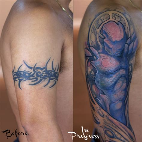 100 covering a tattoo how to cover up your old