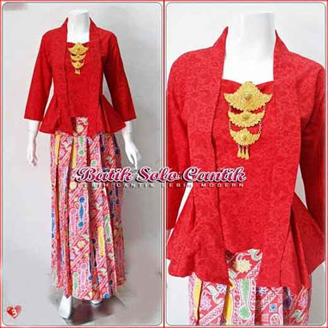 Fashion Kebaya Kartini model baju kebaya muslim modern hairstylegalleries