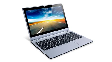 Laptop Acer Aspire Slim V5 122p acer aspire v5 122p 11 6 touchscreen amd a4 500gb 4gb windows 8 laptop