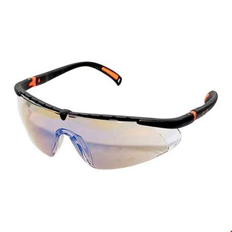 Harga Clear Lens jual kacamata safety cig shark 13cig16041 black orange tip