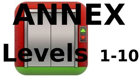 100 Floors Free Annex Level 10 by 100 Floors Annex Levels 1 To 10 Walkthrough