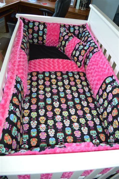 skull crib bedding 25 best ideas about sugar skull girl on pinterest sugar